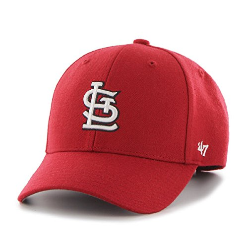 '47 MLB St. Louis Cardinals MVP Adjustable Hat, One Size