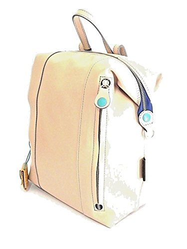 ZAINO GABS LOLA BACKPACK ESCUDO+ZIP COLOR TG L CIPRIA+BLU