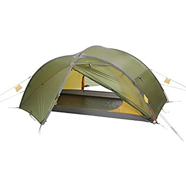 Exped Venus II UL tunnel tent green green