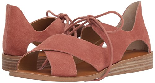 Lucky Brand Women's Hafsa Flat Sandal, Canyon Rose, 7.5 M US by Lucky Brand (Image #6)