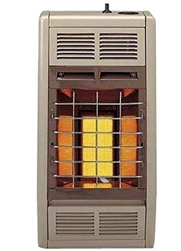 Empire Infrared Heater Liquid Propane 10000 BTU, Thermostatic Control