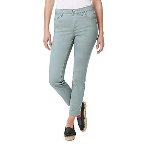 Buffalo David Bitton Ladies' Ankle Length Skinny Pant (8/29, Blue) ()