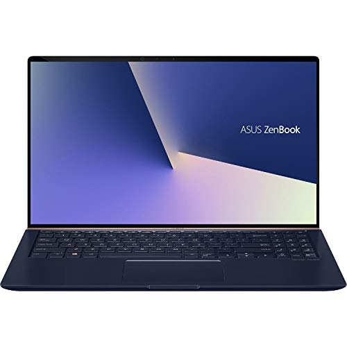"Price comparison product image ASUS ZenBook 15 UX533FD-DH74 Premium Light and Thin Home and Business Laptop (Intel 8th Gen i7-8565U,  16GB RAM,  1TB Sata SSD,  15.6"" FHD (1920x1080),  GTX 1050,  IR Camera,  Win 10 Home) Royal Blue"