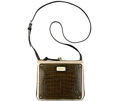 Nine West Jaya Crossbody (Okra)