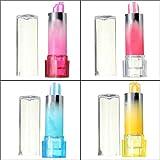 5 pcs/lot Lipstick Rotary Rubber Eraser Kawaii Stationery Stundent Prize Children Gift Office School Supplies