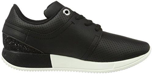 Tommy Hilfiger S1285amantha 2a1, Zapatillas para Mujer Negro (Black 990)