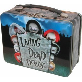 (Living Dead Dolls Lunchbox #2 Spencer Gifts)