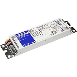 T8 Ballast Lutron 2 Bulb Electronic Dimmable 32W