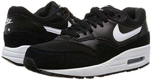 Femmes Blanc 1 Max Wmns Nike Noir Air Sneakers Essential 6qaTqw