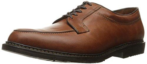 Allen Edmonds Men's Wilbert Moc Toe Oxford,Brown,13 E
