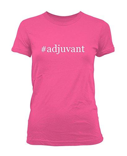 adjuvant-hashtag-ladies-juniors-cut-t-shirt-fuchsia-x-large