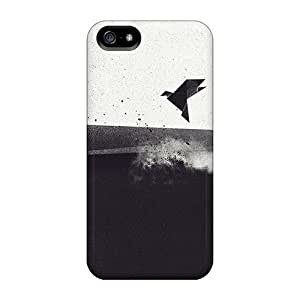 For Iphone Case, High Quality Origami Bird Case For HTC One M8 Cover Cases