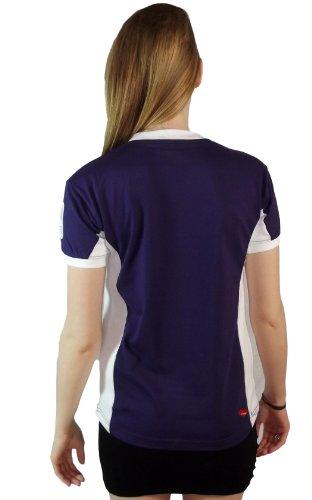 Mesdames Ecosse n ° 9 T-shirt pourpre