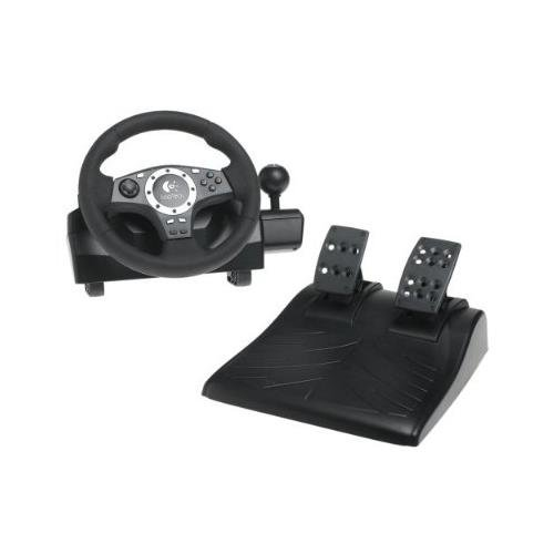 Logitech Driving Force Pro Steering Wheel Cable - USB - PlayStation 2