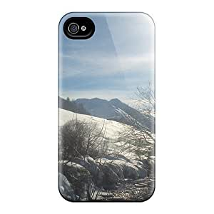 Bernardrmop QfVdBnN4157nQyxp Case For Iphone 4/4s With Nice Sunshine In River Appearance