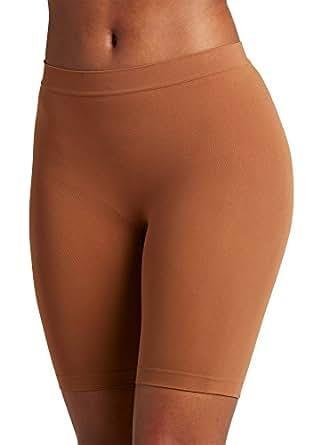 Jockey Women's Underwear Skimmies Slipshort, bronze, S