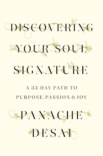 Discovering Your Soul Signature: A 33-Day Path to Purpose, Passion & Joy cover
