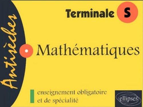 Mathematiques terminale s