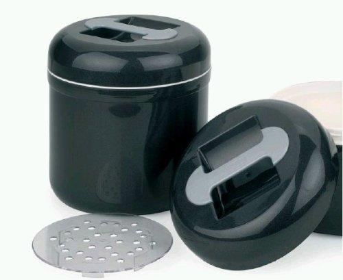 Eisbehälter 4 Liter anthrazit vollisolierte Profiausführung