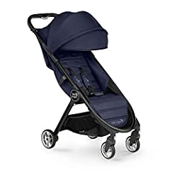 The newly redesigned City Tour 2 folds small for big adventures, and is now infant compatible! The new infant car seat connection in City Tour 2 lets you and baby stroll together from infancy. What's more, pair your City Tour 2 with the new B...