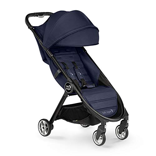 Baby Jogger City Tour 2 Stroller - 2019 | Compact Travel Stroller | Lightweight Baby Stroller with Carry Bag, Perfect for Travel, Seacrest