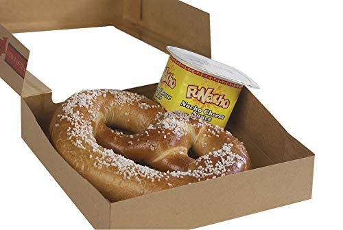 PretzelHaus Bakery Authentic Bavarian Plain Soft Pretzel, Pack of 10 by PretzelHaus Bakery (Image #5)