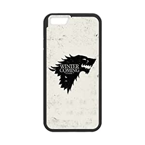 "Fayruz - iPhone 6 Rubber Cases, Game of Thrones Hard Phone Cover for iPhone 6 4.7"" F-i5G56"