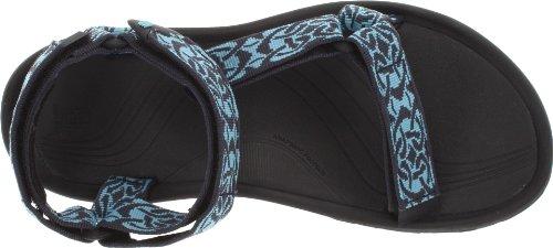 Teva Hurricane Xlt 9083 - Sandalias para mujer Azul (Blau (celtic aqua 781))