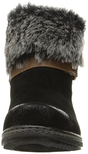 Black Step Boot Women's Popsicle Spring Winter aRf4OqZW