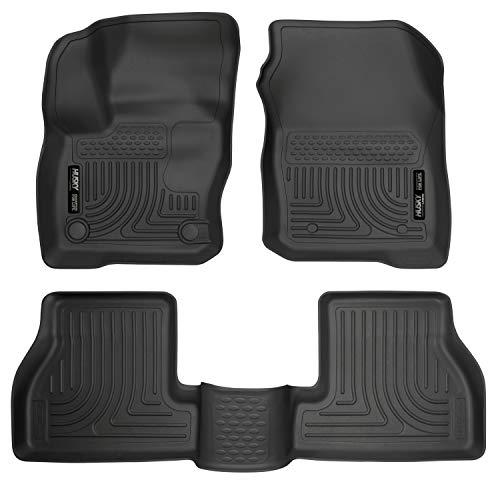 Husky Liners 99771 Black Combo Set Fits 16-19 Focus