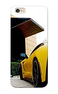 New Snap-on Resignmjwj Skin Case Cover Compatible With Iphone 6 Plus- 2014 Geigercars Chevrolet Corvee C7 Stingray Muscle Supercar Tuning