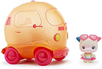 Squeezoos Bubble Bus Squeeze Doll