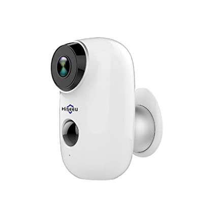 Amazon.com: Hiseeu C10 WiFi Cámara IP 720p P2P Inalámbrico ...