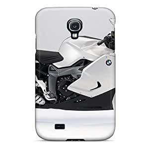 Quality Anoloy5467 Cases Covers With Bmw K 1300 S White Nice Appearance Compatible With Galaxy S4