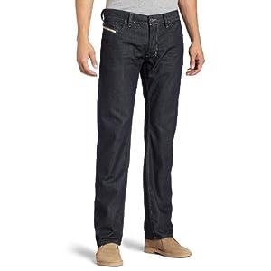 Diesel Men's Larkee Regular Straight-Leg Jean 0088Z