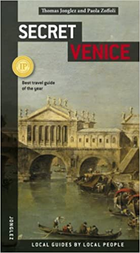Book Secret Venice by Thomas Jonglez (2012-06-19)