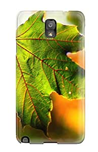 Michael paytosh Dawson's Shop 6725030K58716635 High-end Case Cover Protector For Galaxy Note 3(leaf)