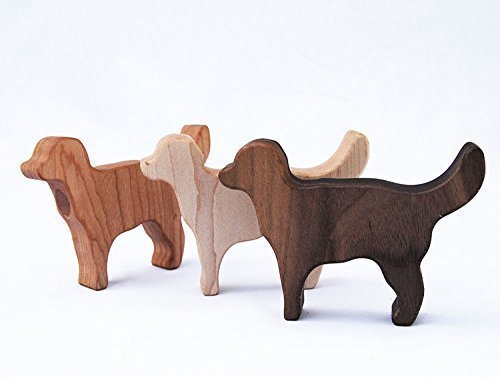 Dog Rattle by Manzanita Kids