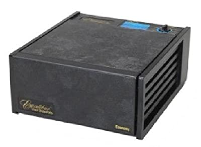 Excalibur 2500ECB 5-Tray Economy Dehydrator, Black