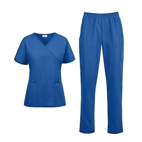 CHEROKEE TEAL HOSPITAL//DENTIST//VETS//CARER SCRUBS TROUSERS//PANTS SMALL