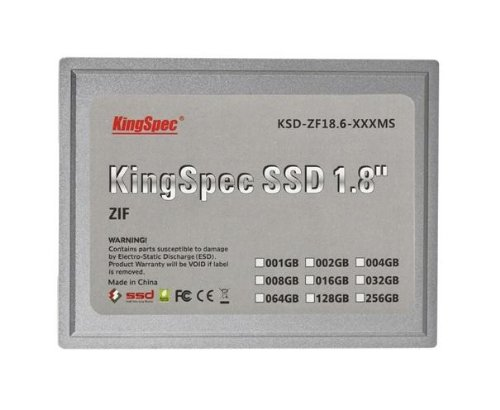 KingSpec 128GB 1.8