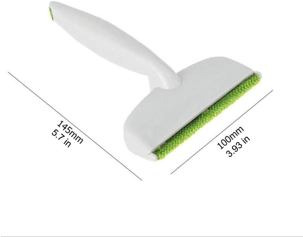 2 Heads Sofa Bed Seat Gap Car Air Outlet Vent Cleaning Brush Dust Remover