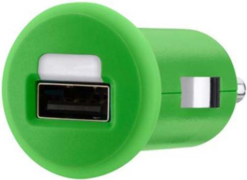 Amazon.com: Belkin 1 A Mixit Cargador de Coche, Verde: Cell ...