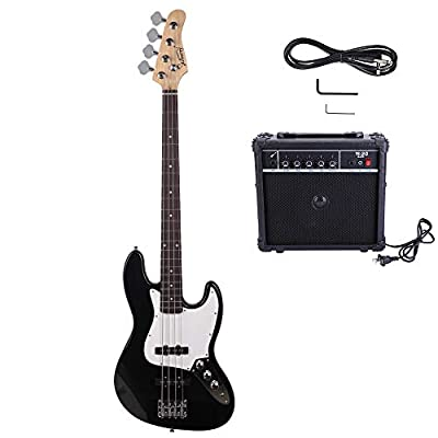 Bass with Electirc Bass Amplifier Power Wire Tools Newbie Professional Nicely