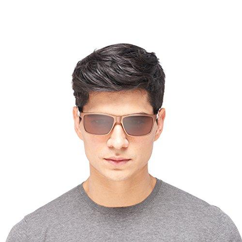 Sol Lente Espejada Hombres de Aluminio Alta Sol de Wayfarer de Mujeres Orange JO661 Calidad Marco Magnesio Polarizadas marco Jimmy Gafas marrón marrones Gafas lentes de xwCZpq7