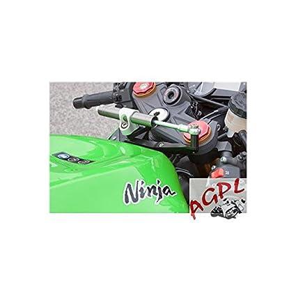 Kawasaki zx6r-636 - 13/14-kit Amortiguador de dirección LSL ...