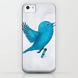 Society6 - The Original Twitter - Painting iPhone & iPod Case by Nicole Cleary