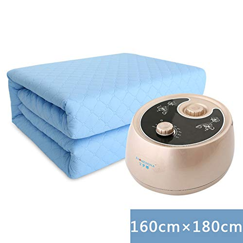 YXLJYH Electric blanket Warming throw, Quilted Electric mattress pad...