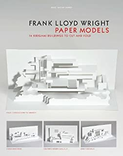 Cut Assemble Frank Lloyd Wrights Robie House A Full Color Paper - Guirey-residence-arizona-architecture-classic