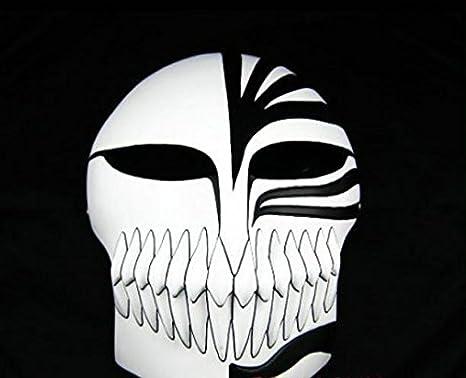 MEIY Máscaras de muerte de anime de resina. Kurosaki Ichigo desenfocar máscara. Máscaras de